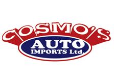 Cosmo's Auto Imports Ltd logo