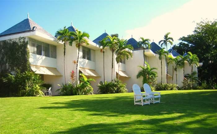 Goblin Hill Resort logo
