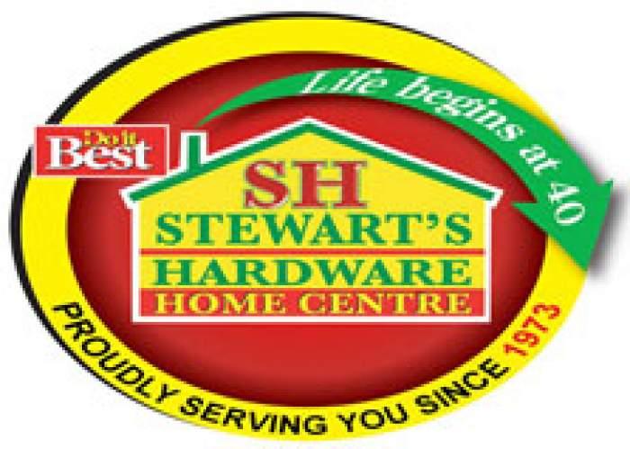Stewart's Hardware logo