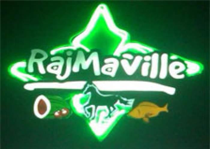 Rajmaville Gaming Lounge logo