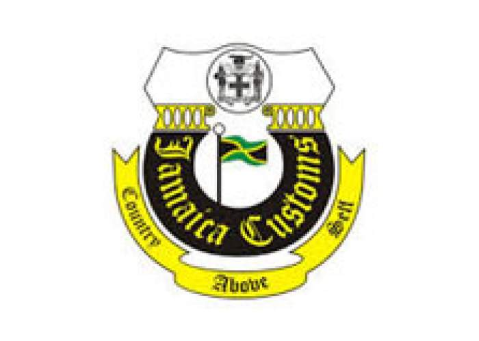 Jamaica Customs Department logo