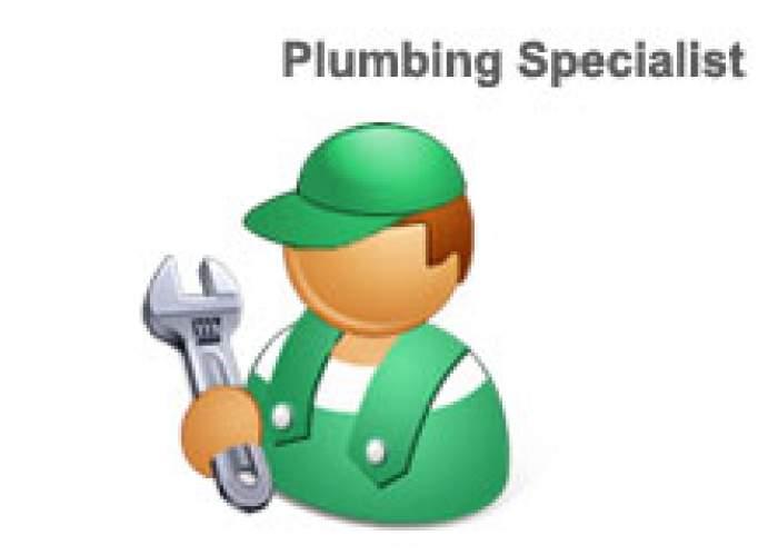 The Plumbing Specialist logo