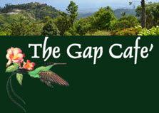 The Gap Cafe logo