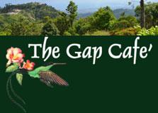 The Gap Cafe logo