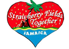 Strawberry Fields Together logo