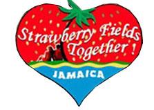 Strawberry Fields Together logo