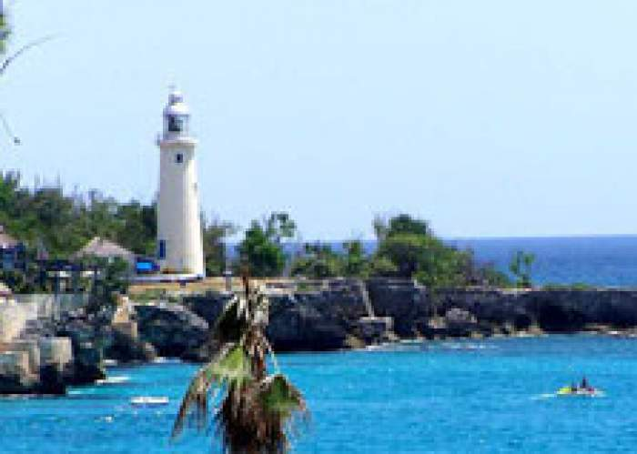 Negril Lighthouse logo
