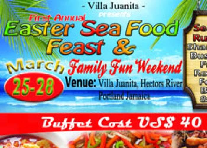 Sea Food Feast logo