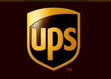 UPS Air Courier & Cargo Service   logo