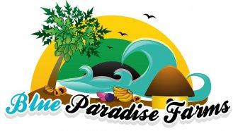 Blue Paradise Farms logo