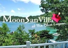 Moon San Villa logo