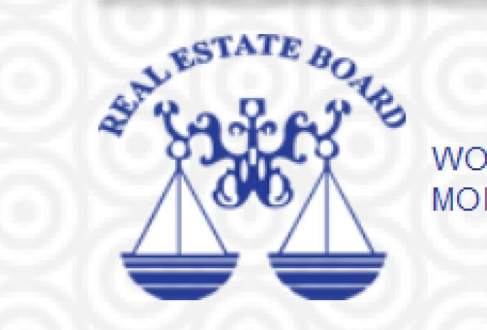 Real Estate Board logo