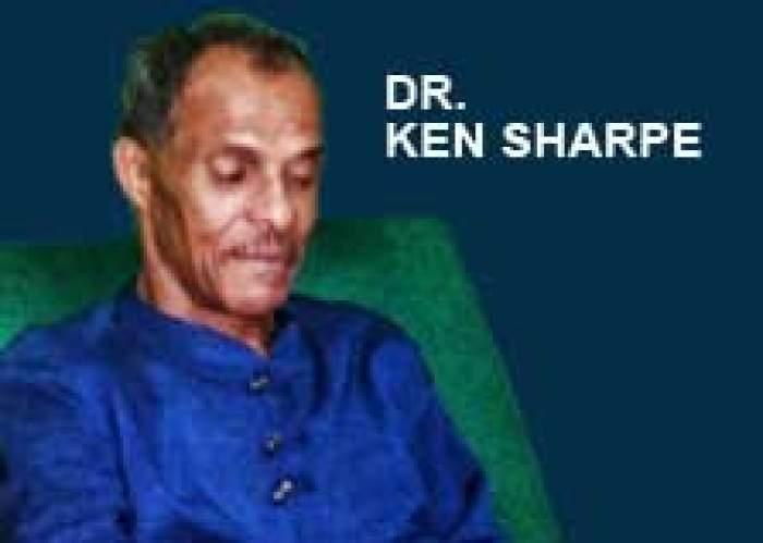 Dr Ken Sharpe logo