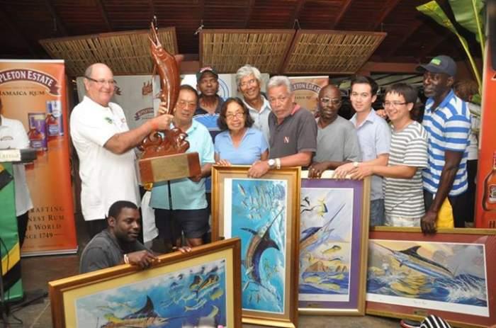 MArlin Tournament 2015 Port Antonio Jamaica
