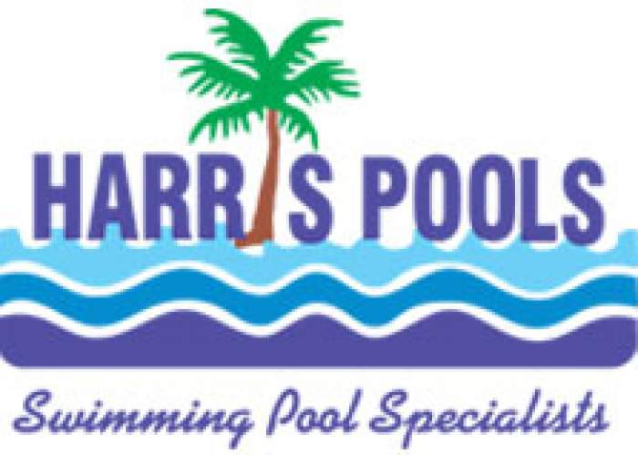 Harris Pools logo