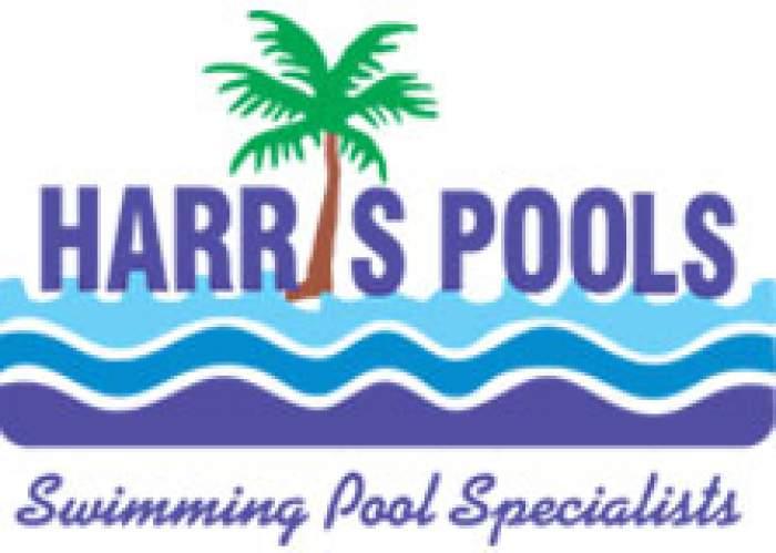 Harris Pools logo