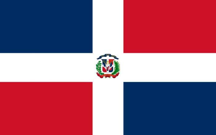 Embassy of Dominican Republic logo