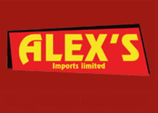 Alex's Import Ltd logo