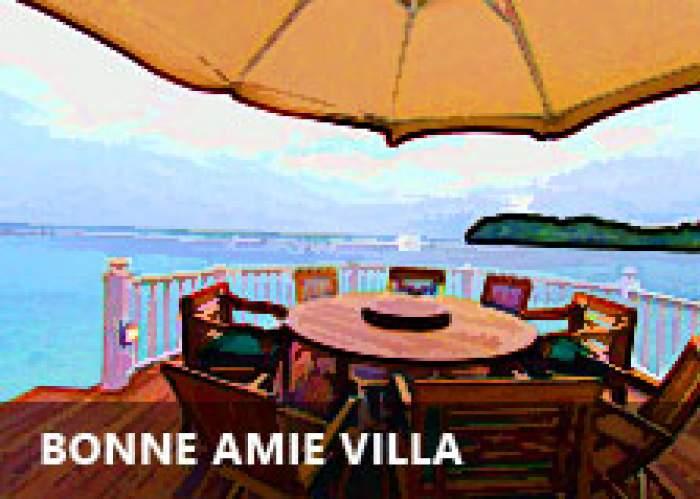 Bonne Amie Villa logo