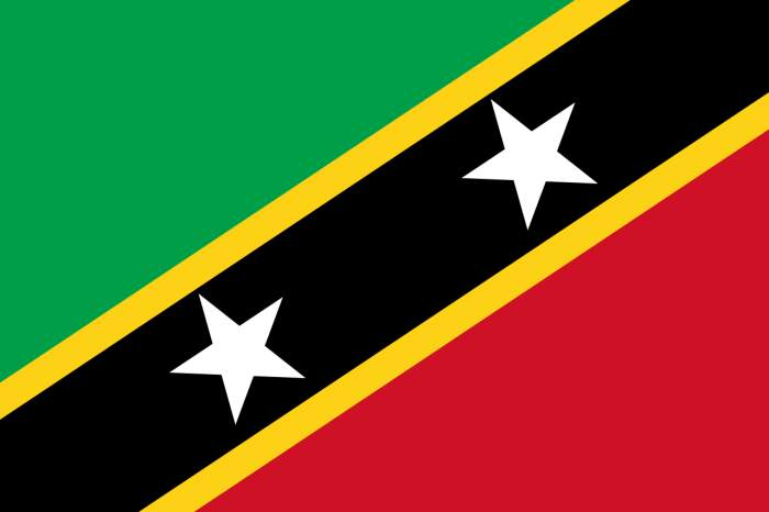 Saint kitts and Nevis High Commission logo