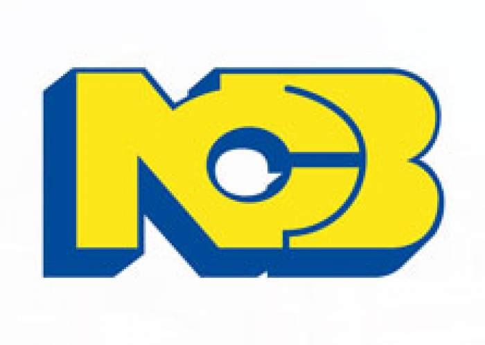 NCB Costant Spring Road logo
