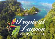 Tropical Lagoon Villas Resort logo