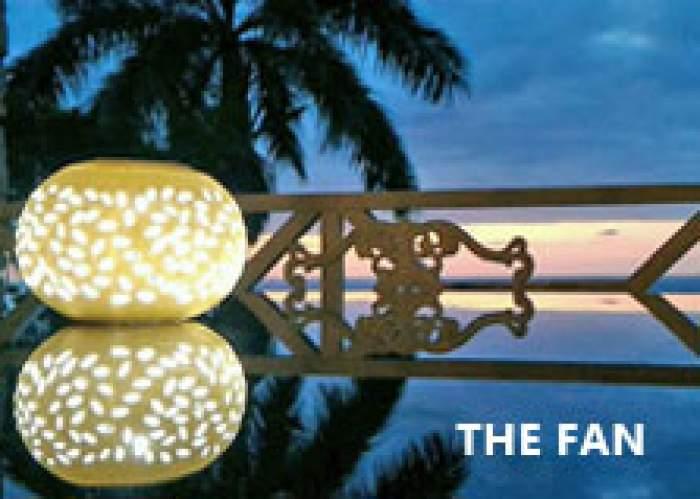 The Fan Villa logo