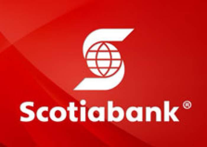 Scotiabank - Brown logo