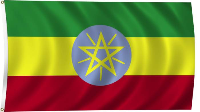 Consulate of Ethiopia  logo