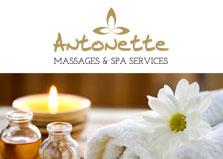 Antonette SPA Services logo