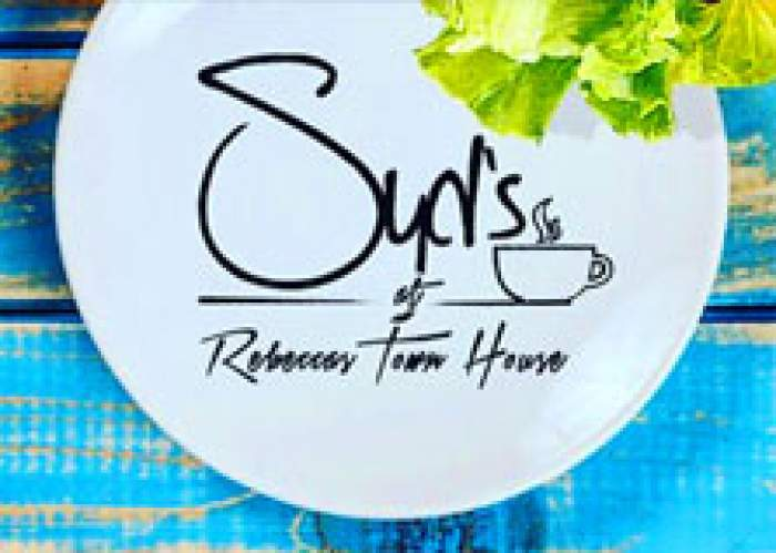 Syd's at Rebeccas Town House logo
