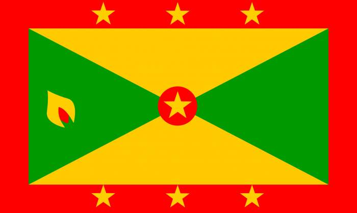 Consulate of Grenada logo