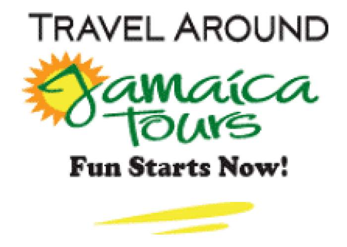 Travel Around Jamaica Tours logo