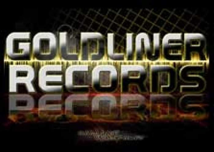 Goldliner Records logo