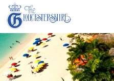Gloustershire Hotel The logo