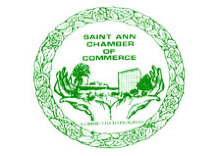 St. Ann Chamber of Commerce & Industry logo