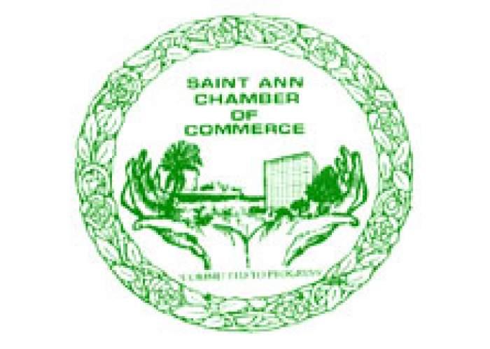 St. Ann Chamber of Commerce & Industry logo