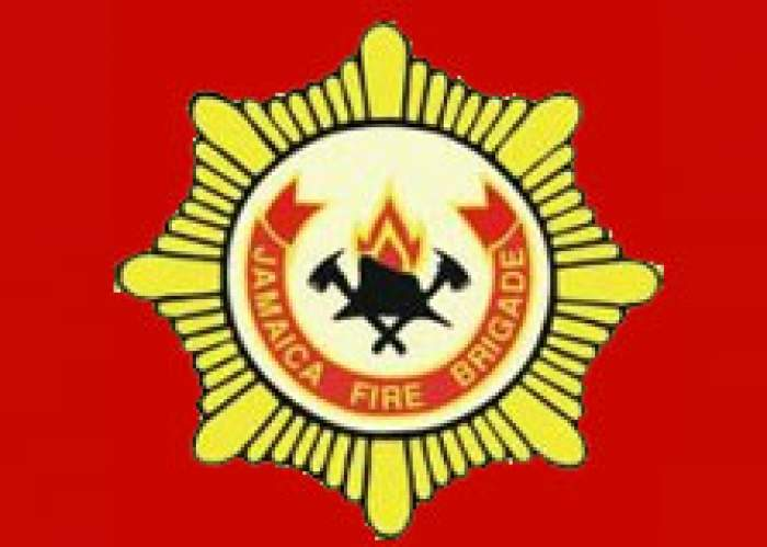 Jamaica Fire Brigade - St James logo