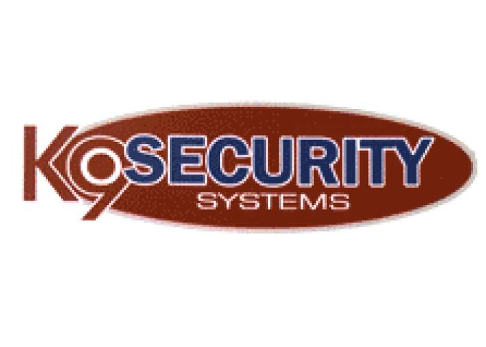 K-9 Guards and Security Systems logo
