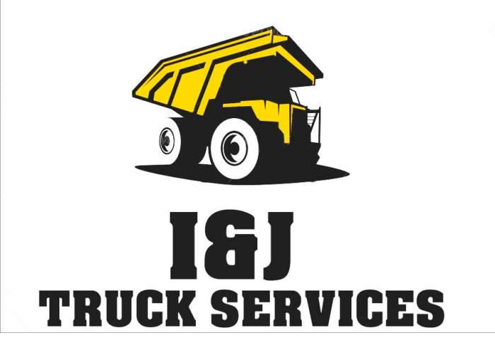 E & J Truck Services logo