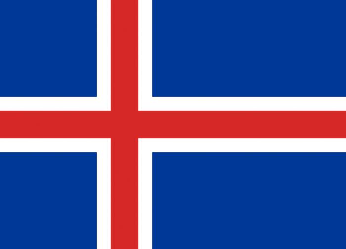 Consulate of Iceland logo