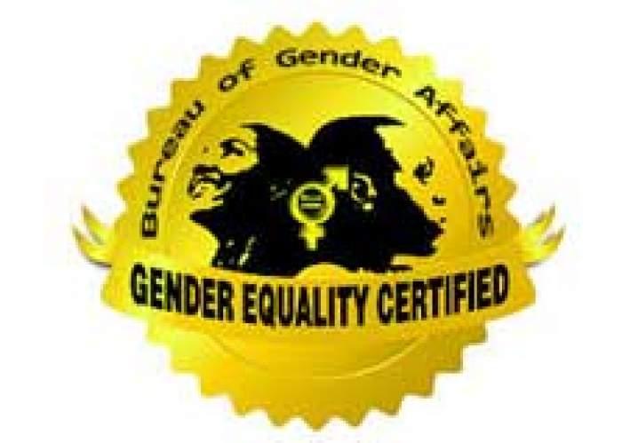 Bureau of Gender Affairs logo