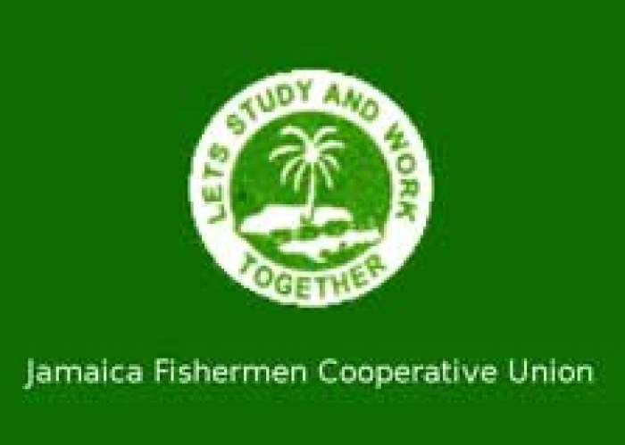 The Jamaica Fishermen Co-operative Union logo