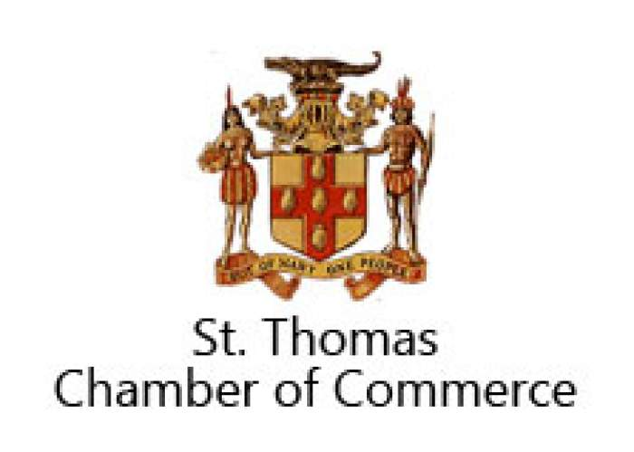 St. Thomas Chamber of Commerce logo