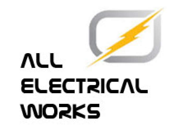 All Electrical Works logo