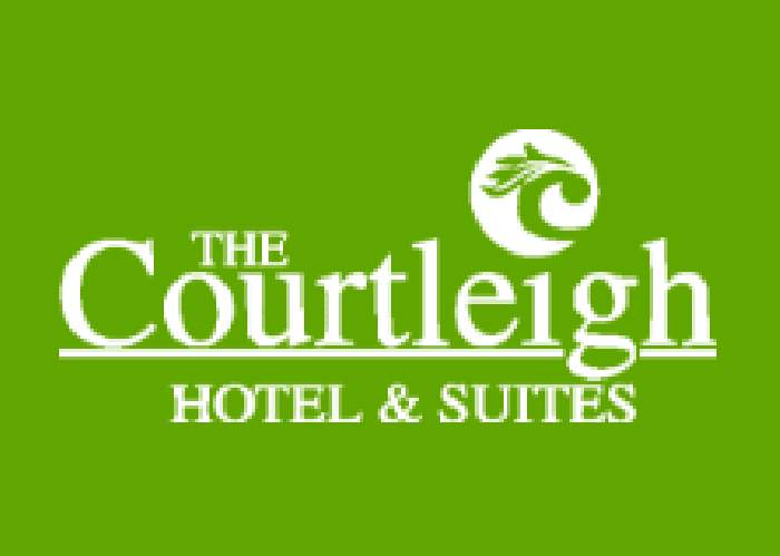 The Courtleigh Hotel and Suites  logo