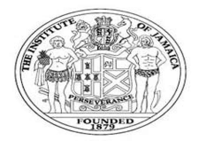 The Institute Of Jamaica  logo