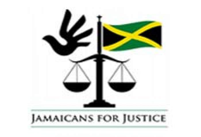 Jamaicans For Justice  logo
