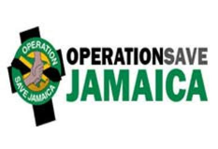 Operation Save Jamaica logo