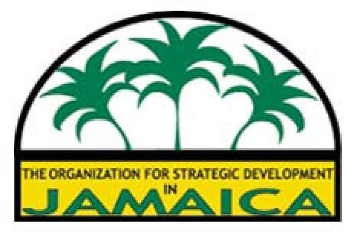 The Organization For Strategic Development In Jamaica  logo